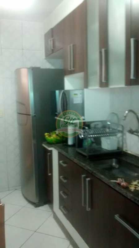 159 - Casa 2 quartos à venda Praça Seca, Rio de Janeiro - R$ 395.000 - CS1721 - 9