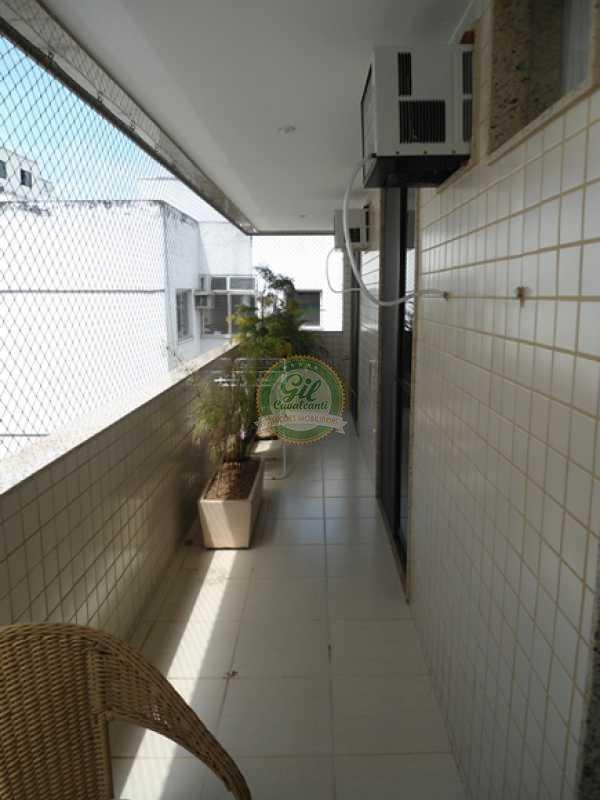 125 - Apartamento 3 quartos à venda Recreio dos Bandeirantes, Rio de Janeiro - R$ 780.000 - AP1156 - 9