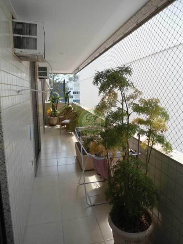 126 - Apartamento 3 quartos à venda Recreio dos Bandeirantes, Rio de Janeiro - R$ 780.000 - AP1156 - 10