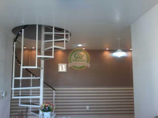 105 - Cobertura 3 quartos à venda Taquara, Rio de Janeiro - R$ 530.000 - CB0138 - 5