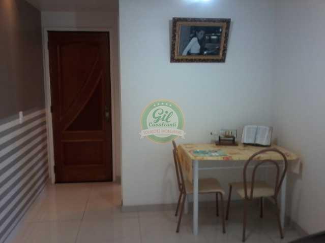 106 - Cobertura 3 quartos à venda Taquara, Rio de Janeiro - R$ 530.000 - CB0138 - 6