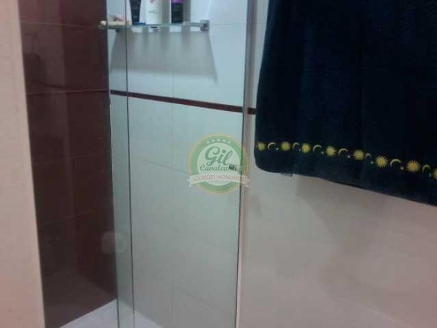 118 - Cobertura 3 quartos à venda Taquara, Rio de Janeiro - R$ 530.000 - CB0138 - 12