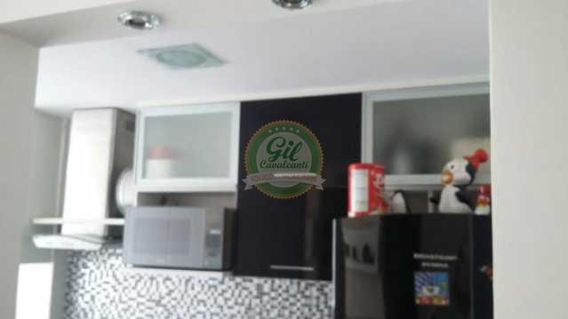 106 - Cobertura 3 quartos à venda Taquara, Rio de Janeiro - R$ 610.000 - CB0140 - 9