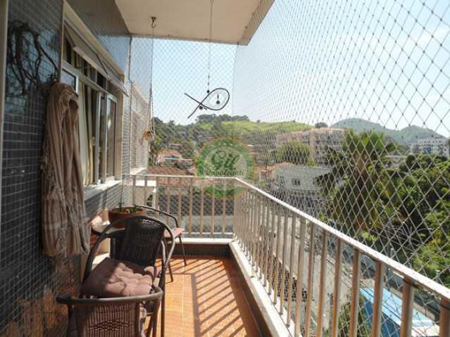 101 - Apartamento 3 quartos à venda Praça Seca, Rio de Janeiro - R$ 350.000 - AP1189 - 6