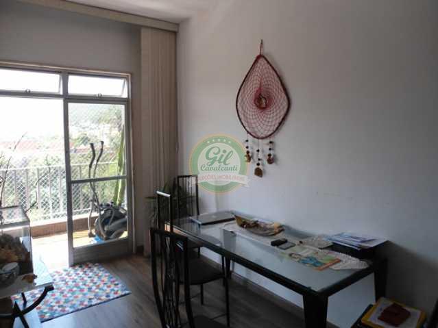 126 - Apartamento 3 quartos à venda Praça Seca, Rio de Janeiro - R$ 350.000 - AP1189 - 1