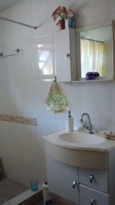 102 - Casa 2 quartos à venda Vargem Grande, Rio de Janeiro - R$ 550.000 - CS1776 - 29