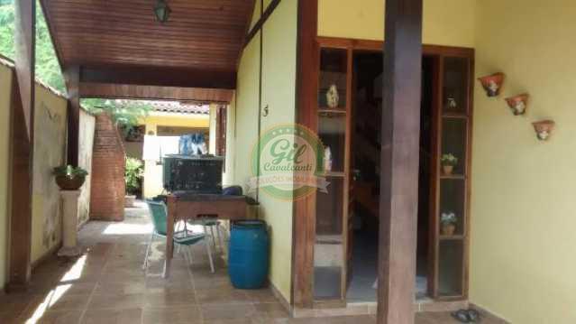 113 - Casa 2 quartos à venda Vargem Grande, Rio de Janeiro - R$ 550.000 - CS1776 - 25
