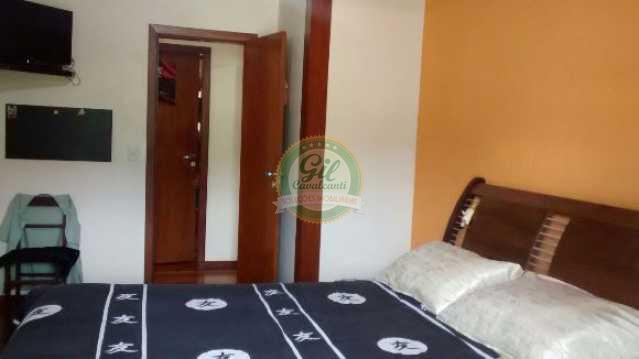 121 - Casa 2 quartos à venda Vargem Grande, Rio de Janeiro - R$ 550.000 - CS1776 - 20