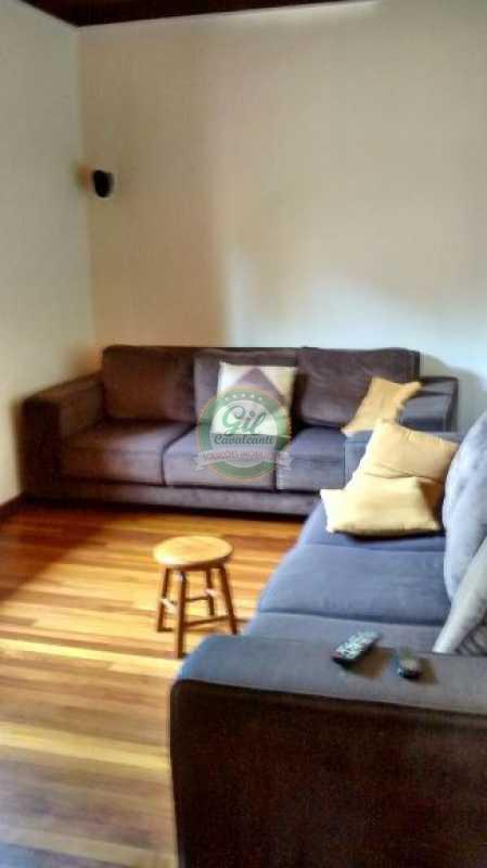 142 - Casa 2 quartos à venda Vargem Grande, Rio de Janeiro - R$ 550.000 - CS1776 - 4