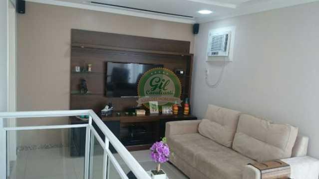 103 - Cobertura 2 quartos à venda Taquara, Rio de Janeiro - R$ 430.000 - CB0143 - 6