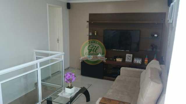 105 - Cobertura 2 quartos à venda Taquara, Rio de Janeiro - R$ 430.000 - CB0143 - 7