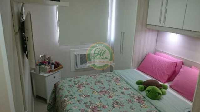 113 - Cobertura 2 quartos à venda Taquara, Rio de Janeiro - R$ 430.000 - CB0143 - 10