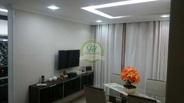 1002 - Cobertura 2 quartos à venda Taquara, Rio de Janeiro - R$ 430.000 - CB0143 - 1