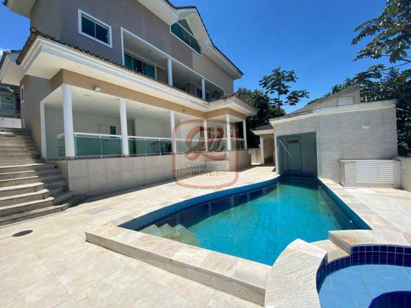 24b5108b-c431-42e7-9081-d4d01e - Casa em Condomínio 4 quartos à venda Taquara, Rio de Janeiro - R$ 1.250.000 - CS1794 - 1