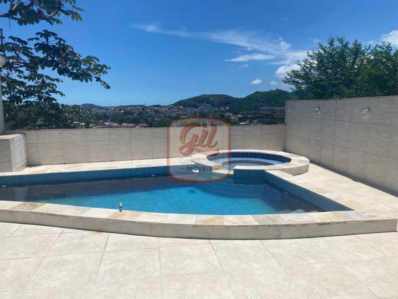 0926a215-71f7-4c22-a879-b20d0c - Casa em Condomínio 4 quartos à venda Taquara, Rio de Janeiro - R$ 1.250.000 - CS1794 - 5