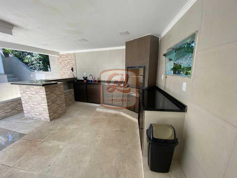 abf75e63-d13a-4c07-bf64-59b5e7 - Casa em Condomínio 4 quartos à venda Taquara, Rio de Janeiro - R$ 1.250.000 - CS1794 - 11