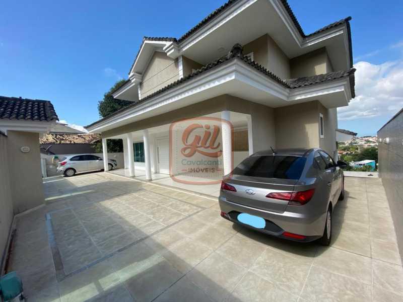 CS1794 CARRO - Casa em Condomínio 4 quartos à venda Taquara, Rio de Janeiro - R$ 1.250.000 - CS1794 - 9