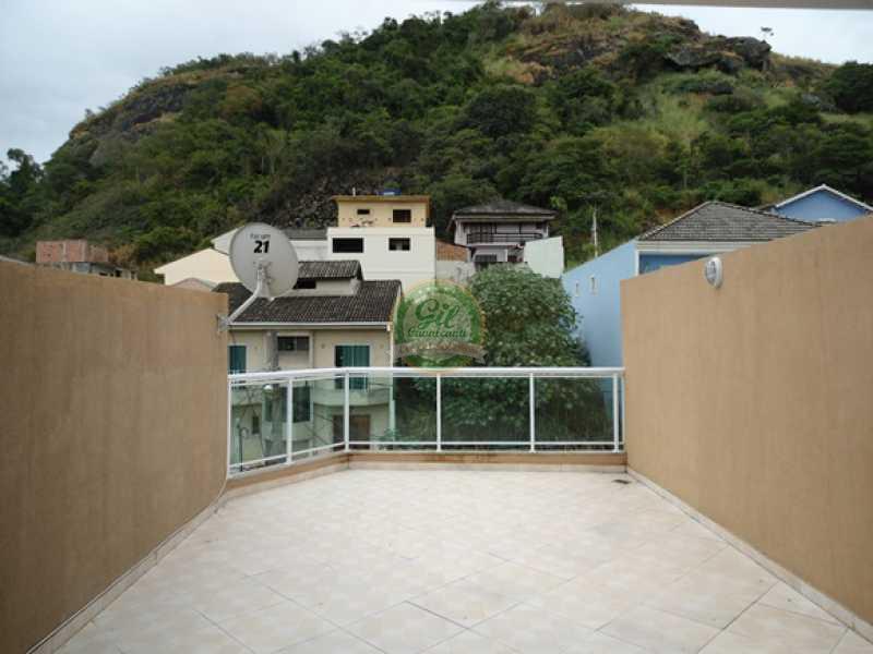 101 - Casa em Condomínio 3 quartos à venda Jacarepaguá, Rio de Janeiro - R$ 550.000 - CS1812 - 26