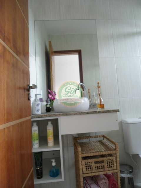 119 - Casa em Condomínio 3 quartos à venda Jacarepaguá, Rio de Janeiro - R$ 550.000 - CS1812 - 18
