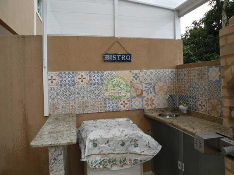 144 - Casa em Condomínio 3 quartos à venda Jacarepaguá, Rio de Janeiro - R$ 550.000 - CS1812 - 25