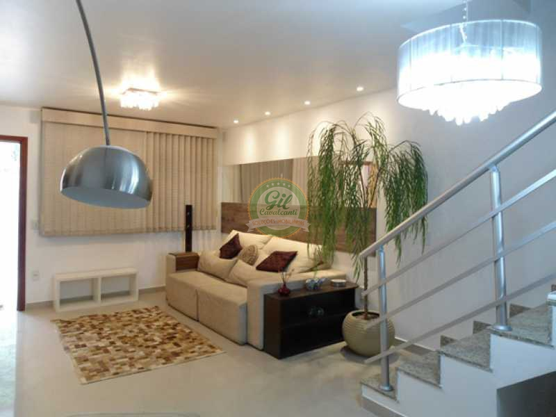 145 - Casa em Condomínio 3 quartos à venda Jacarepaguá, Rio de Janeiro - R$ 550.000 - CS1812 - 3