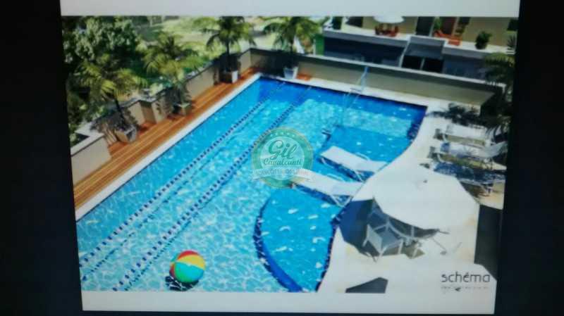 37 - Apartamento Pechincha,Rio de Janeiro,RJ À Venda,2 Quartos,57m² - AP1236 - 16