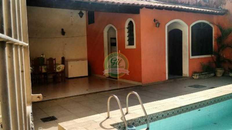 2 - Casa em Condominio Jacarepaguá,Rio de Janeiro,RJ À Venda,3 Quartos,301m² - CS1817 - 10