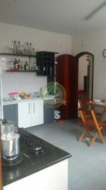 9 - Casa em Condominio Jacarepaguá,Rio de Janeiro,RJ À Venda,3 Quartos,301m² - CS1817 - 5