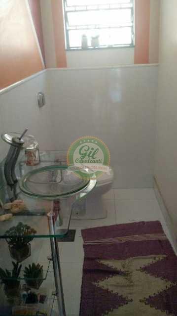 10 - Casa em Condominio Jacarepaguá,Rio de Janeiro,RJ À Venda,3 Quartos,301m² - CS1817 - 9