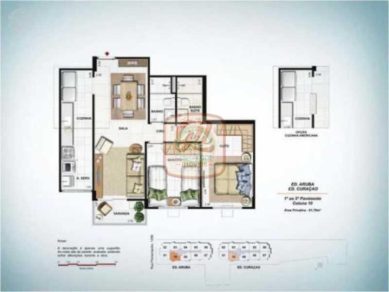 2101_G1467744921 - Apartamento 2 quartos à venda Praça Seca, Rio de Janeiro - R$ 300.000 - AP1272 - 30