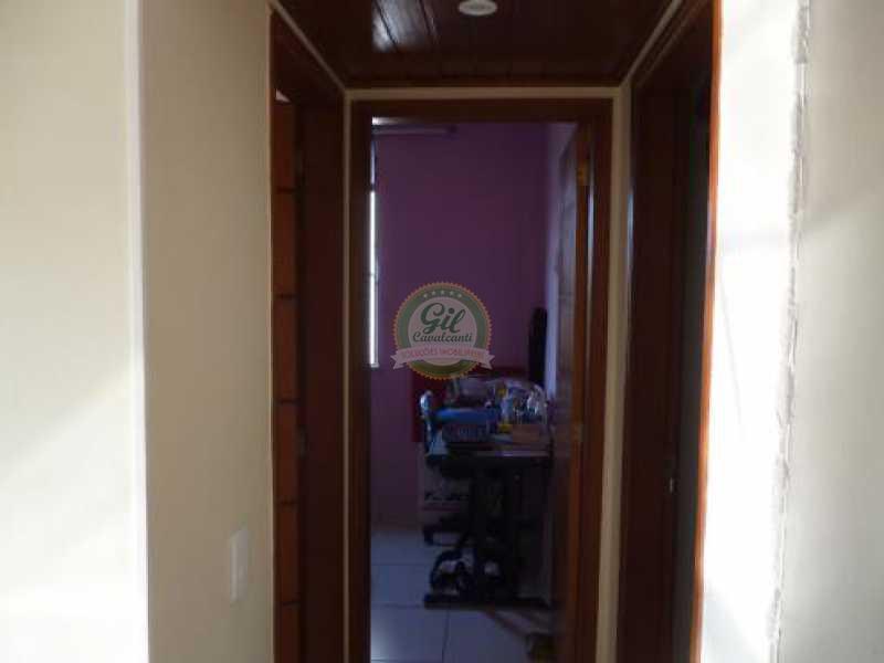 Corredor quarto - Apartamento 2 quartos à venda Pechincha, Rio de Janeiro - R$ 280.000 - AP1279 - 8