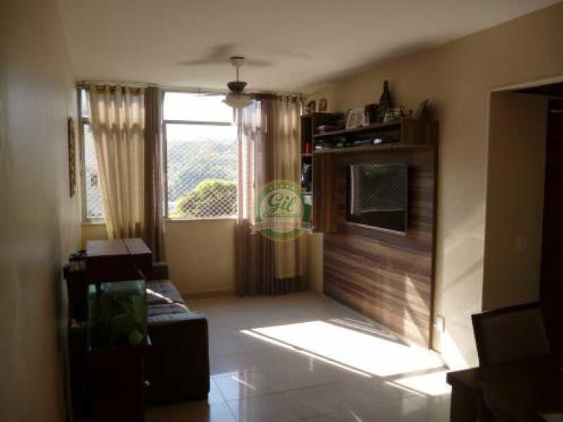 Sala  - Apartamento 2 quartos à venda Pechincha, Rio de Janeiro - R$ 280.000 - AP1279 - 1