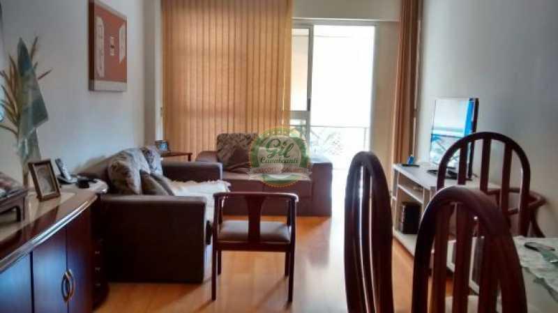 2 - Apartamento Pechincha,Rio de Janeiro,RJ À Venda,3 Quartos,88m² - AP1284 - 1