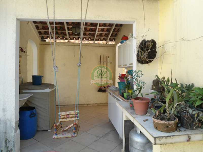 114 - Casa em Condomínio 3 quartos à venda Jacarepaguá, Rio de Janeiro - R$ 660.000 - CS1842 - 25