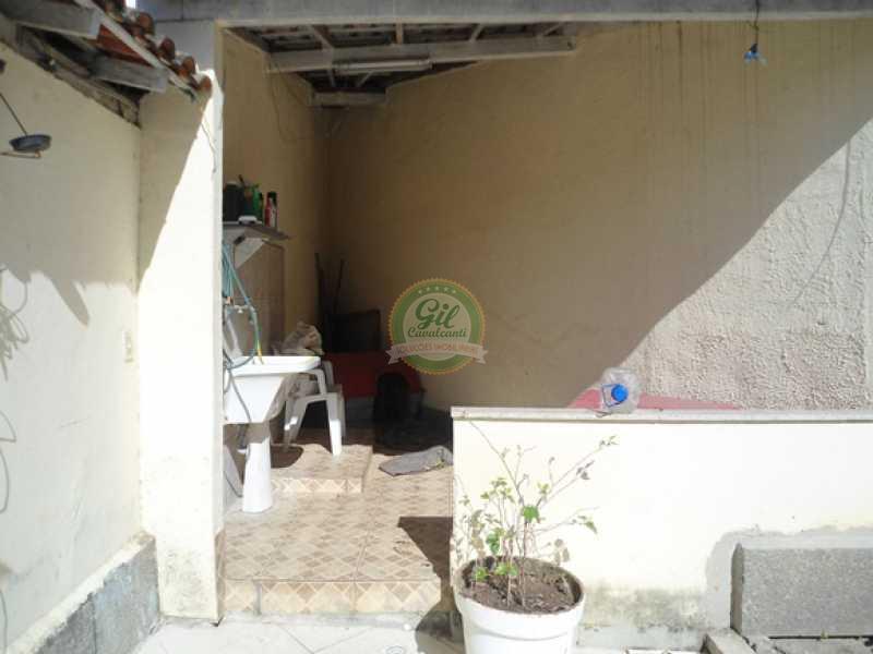 115 - Casa em Condomínio 3 quartos à venda Jacarepaguá, Rio de Janeiro - R$ 660.000 - CS1842 - 27