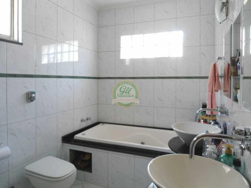 163 - Casa em Condomínio 3 quartos à venda Jacarepaguá, Rio de Janeiro - R$ 660.000 - CS1842 - 12