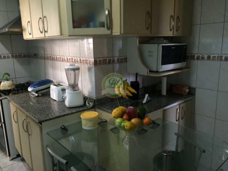 Cozinha  - Casa 3 quartos à venda Jacarepaguá, Rio de Janeiro - R$ 880.000 - CS1846 - 9