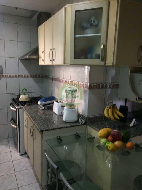 Cozinha - Casa 3 quartos à venda Jacarepaguá, Rio de Janeiro - R$ 880.000 - CS1846 - 10