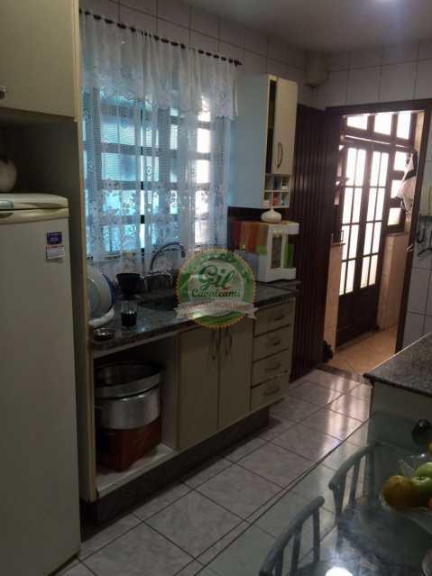 Cozinha  - Casa 3 quartos à venda Jacarepaguá, Rio de Janeiro - R$ 880.000 - CS1846 - 11