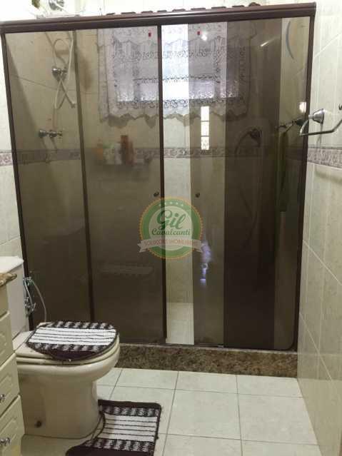 Banheiro - Casa 3 quartos à venda Jacarepaguá, Rio de Janeiro - R$ 880.000 - CS1846 - 16