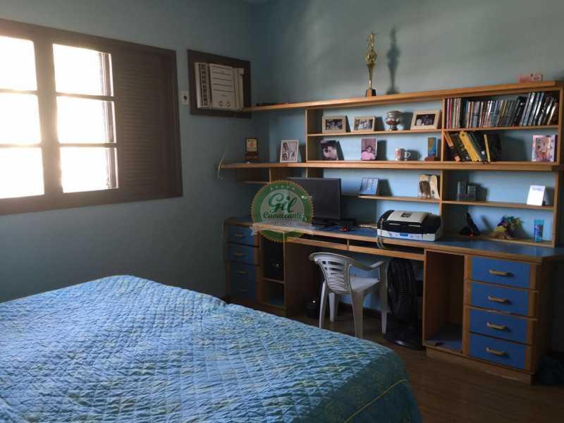 Dormitório - Casa 3 quartos à venda Jacarepaguá, Rio de Janeiro - R$ 880.000 - CS1846 - 19