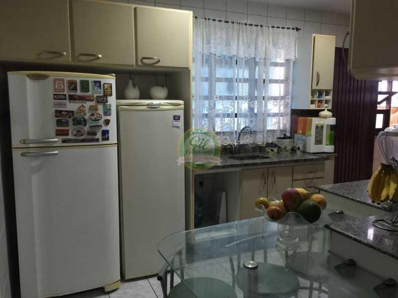 Cozinha  - Casa 3 quartos à venda Jacarepaguá, Rio de Janeiro - R$ 880.000 - CS1846 - 12