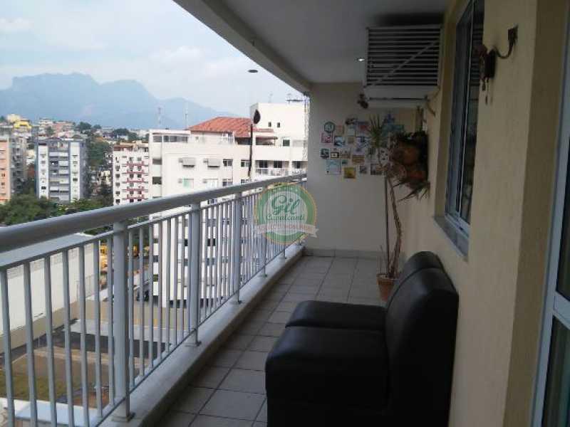 168 - Cobertura Taquara,Rio de Janeiro,RJ À Venda,2 Quartos,121m² - CB0150 - 7