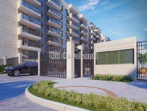 FOTO1 - Apartamento Recreio dos Bandeirantes,Rio de Janeiro,RJ À Venda,3 Quartos,98m² - AP0817 - 1