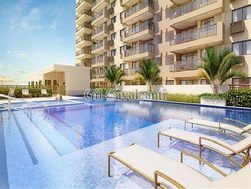 FOTO3 - Apartamento Recreio dos Bandeirantes,Rio de Janeiro,RJ À Venda,3 Quartos,98m² - AP0817 - 4