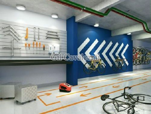 FOTO12 - Apartamento Recreio dos Bandeirantes,Rio de Janeiro,RJ À Venda,3 Quartos,98m² - AP0817 - 13
