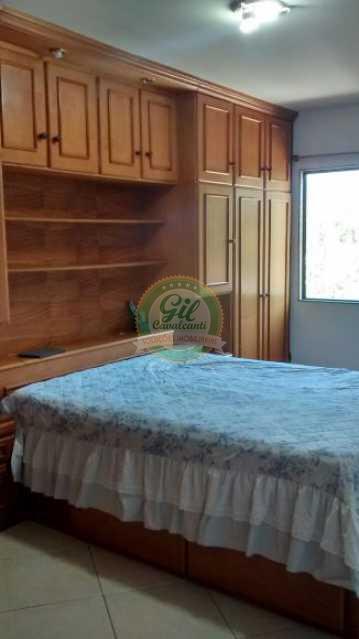 8 - Casa 3 quartos à venda Taquara, Rio de Janeiro - R$ 780.000 - CS1859 - 8