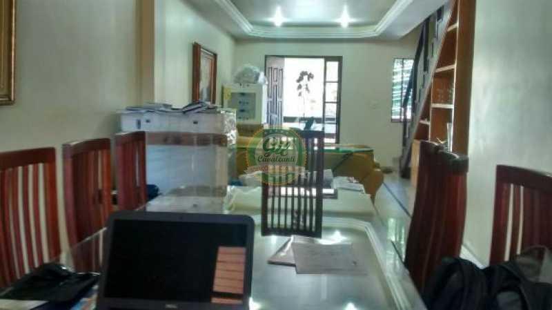 25 - Casa 3 quartos à venda Taquara, Rio de Janeiro - R$ 780.000 - CS1859 - 4
