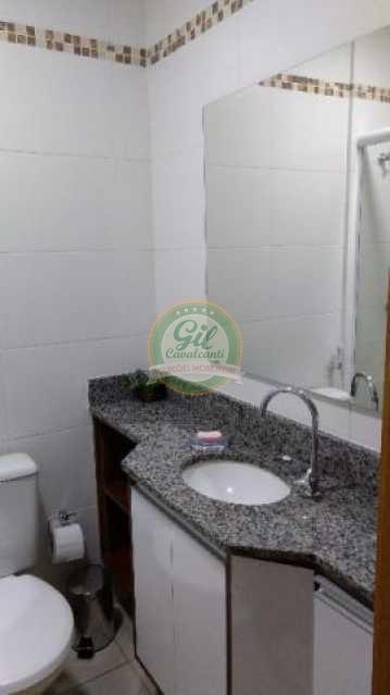 1 - Casa em Condominio Tanque,Rio de Janeiro,RJ À Venda,3 Quartos,120m² - CS1877 - 9