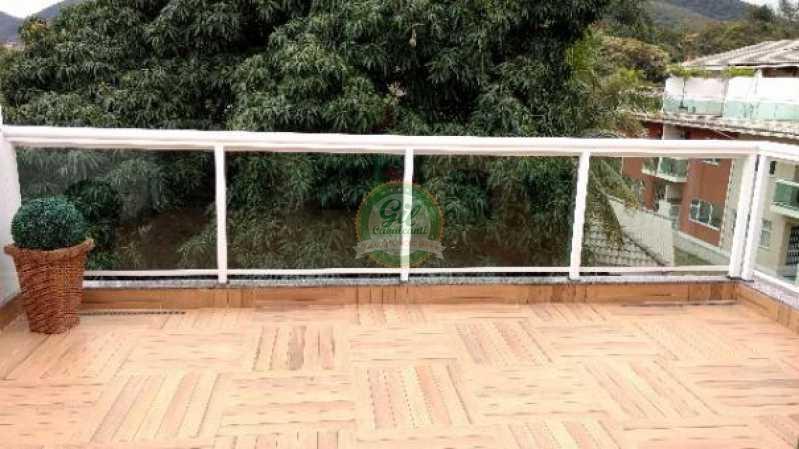 2 - Casa em Condominio Tanque,Rio de Janeiro,RJ À Venda,3 Quartos,120m² - CS1877 - 11